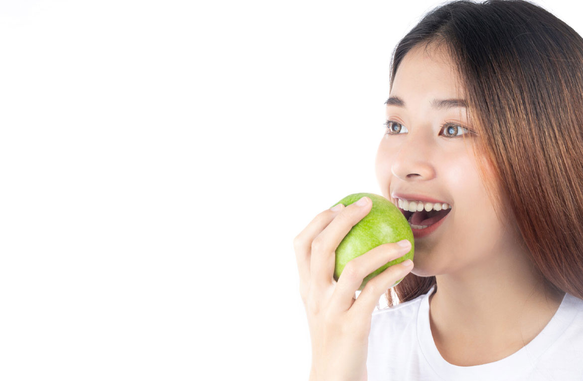 The Relation of Oral and Dental Health to Nutrition